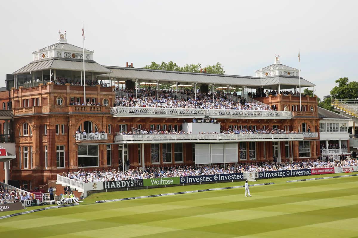 Marylebone Cricket Club Portas
