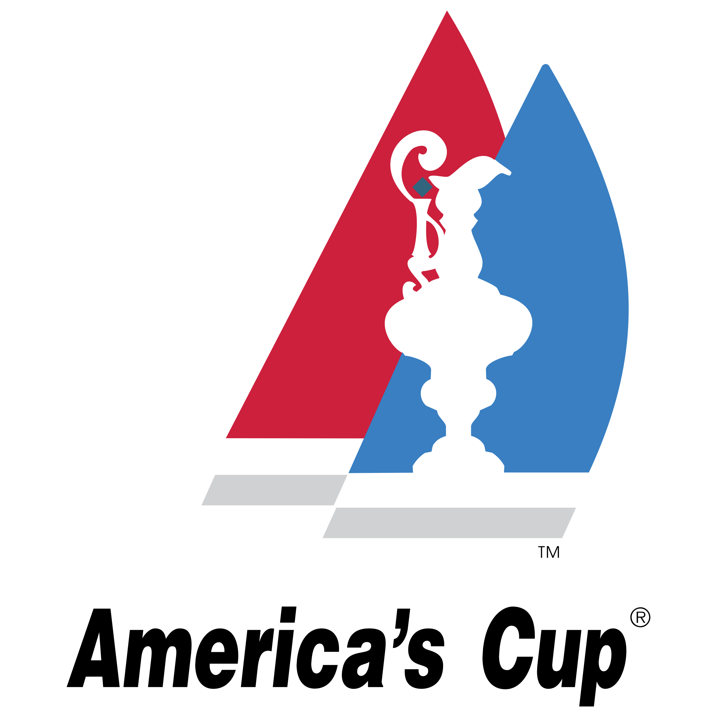 americas cup logo png transparent